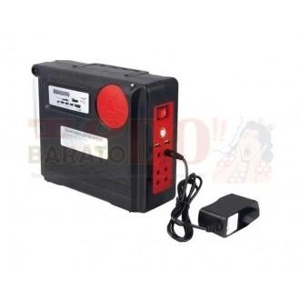 Micrófono Karaoke Jy53 Parlante Portátil Bluetooth Microsd