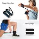 Maquina Para Hacer Abdominales Golden Star Six Pack Care - Ejercicios Multifunción Gym Fitness