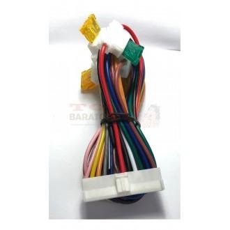 Recargador Profesional Jumper Carro 12V 4 USB banco de Potencia