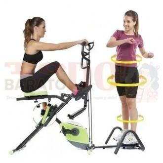 Soporte Para Flexiones De Pecho Push Up Pro - Ejercitador De Brazos Profesional Giratorio Fitness