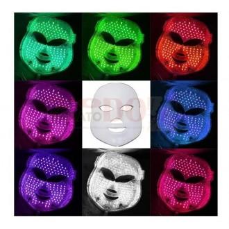 Limpiador Facial Mini Spa Electrico 5 En 1 Portatil