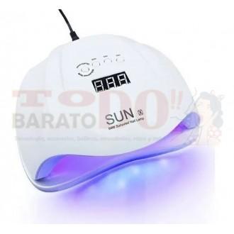 Secador De Uñas Sun X 54w Profesional...