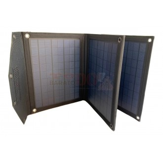 Panel 35w 5v Cargador Solar Plegable...