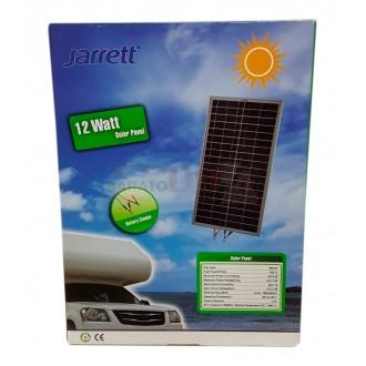 Panel Solar 12w / 12V Jarrett...