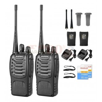 Radio Walkie Talkie Baofeng Bf-888s...