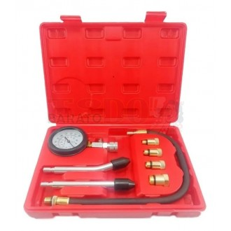 Kit Compresimetro Tester Medidor De...