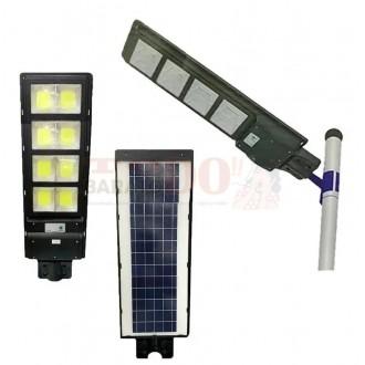 Lampara Luminaria Exterior Led Solar...
