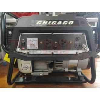 Generador 1200w A Gasolina De Energia...