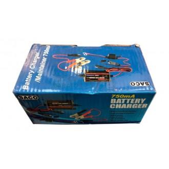 Cargador Automatico Baterias 12v 1a...