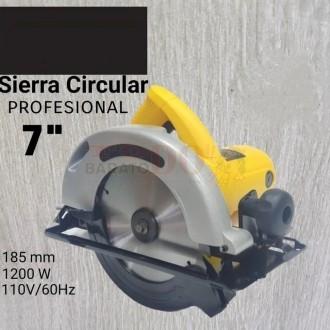 Sierra Circular 7 Pulgadas Ferton...