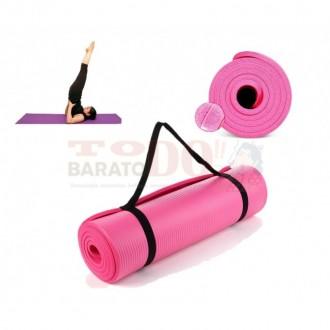 Colchoneta Yoga Pilates Mat Tapete...