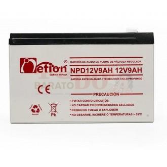 Bateria Solar 12v 9ah Sellada Ciclo...