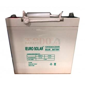 Bateria Gel 55ah-12v IEURO SOLAR