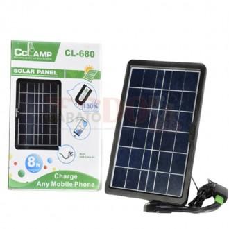 Panel Solar Cargador Celular 8 Watt 6...