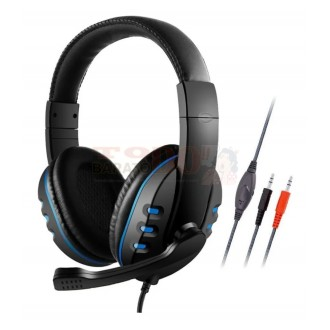 Diadema Gamer K4 Auriculares Con...
