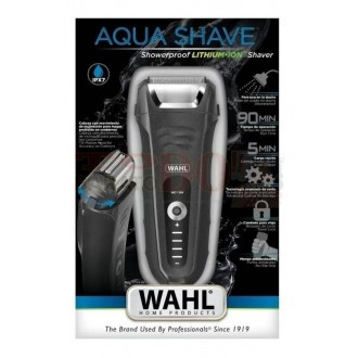 Afeitadora Aqua Shave Litio Wahl 7061-908
