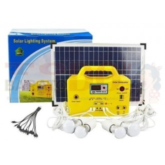 Kit Bateria 20 amp + Panel Solar 20...