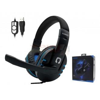 Diadema Gamer Komc B21 Con Micrófono...
