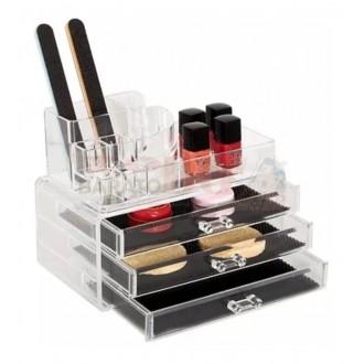 Organizador De Maquillaje Y Joyeria...